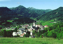 Mariazell in Summer